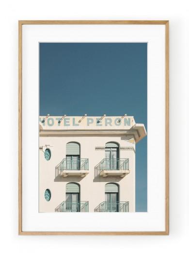 Tablou Hotel Peron Oak