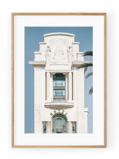 Tablou Palm Hotel Oak
