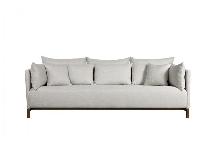 Canapea fixa 3 locuri Axel Clean