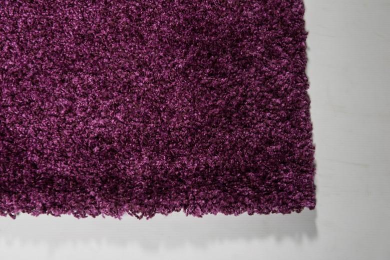 Covor Normandie Purple, Tesut mecanic