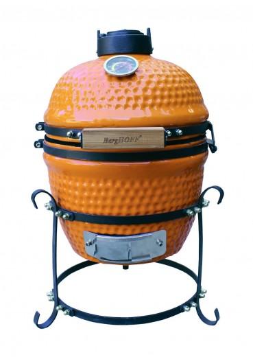 Grill BBQ Ceramic, Orange, 26 cm, Studio Line