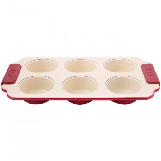 Tava ceramica pentru briose 30,5 x 18 cm Bäcker