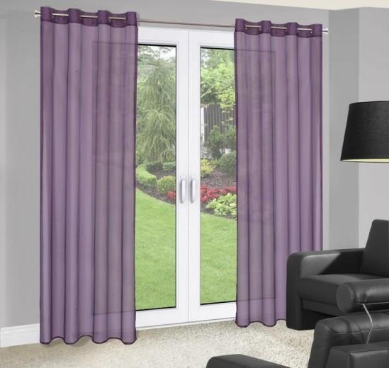Perdea Birsel 140X250 Violet 1 buc 1