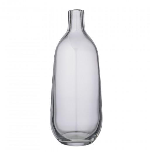 Vaza Clear, Sticla, Ø12xH30,5 cm