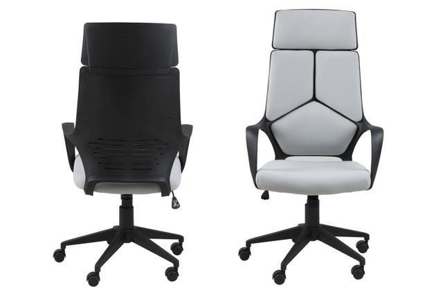 Scaun de birou ergonomic Dubnium Grey