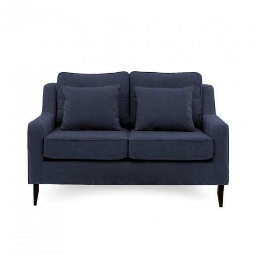 Canapea Fixa 2 locuri Bond Navy Blue