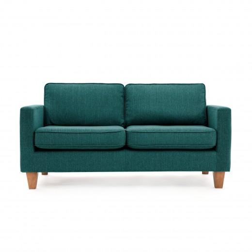Canapea Fixa 3 locuri Sorio Turquoise