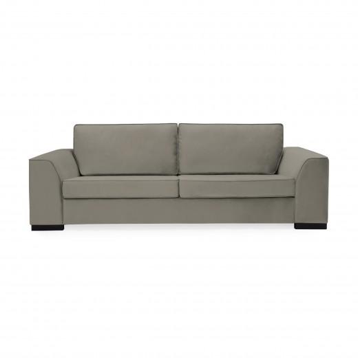 Canapea 3 locuri Bronson Silver