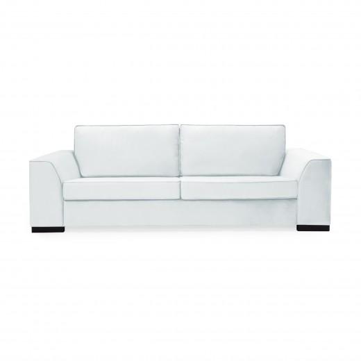 Canapea 3 locuri Bronson Blue Grey