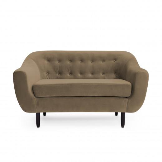 Canapea 2 locuri Laurel Taupe
