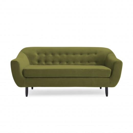 Canapea 3 locuri Laurel Olive Green