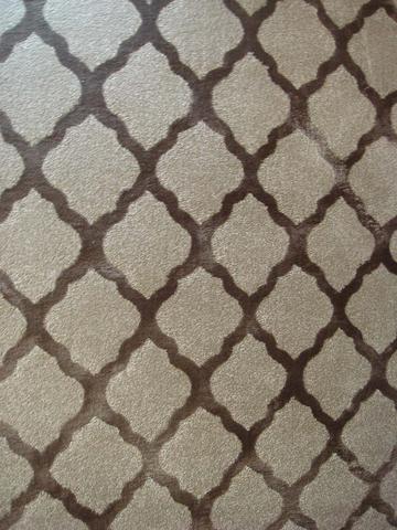 Covor Texture TEX-003F Grey, Tesut mecanic-200 x 140 cm
