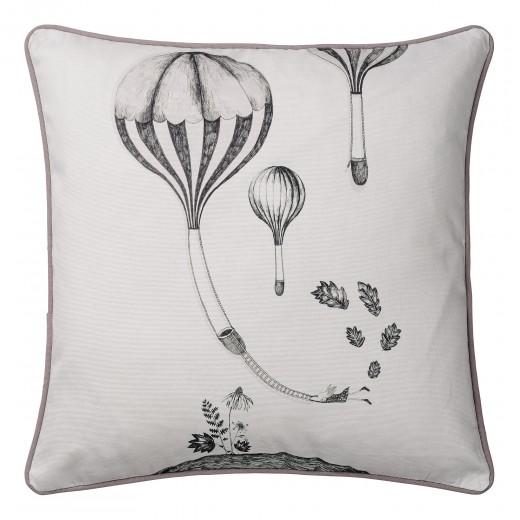 Perna decorativa Baloon Hill, Bumbac, l45xL45 cm