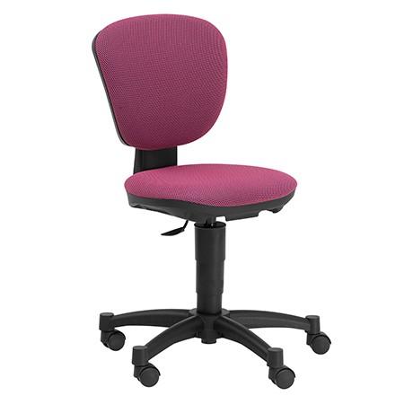 Scaun de birou pentru copii Pink