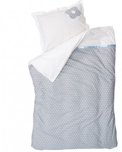 Lenjerie de pat copii Cotton Silversparkle