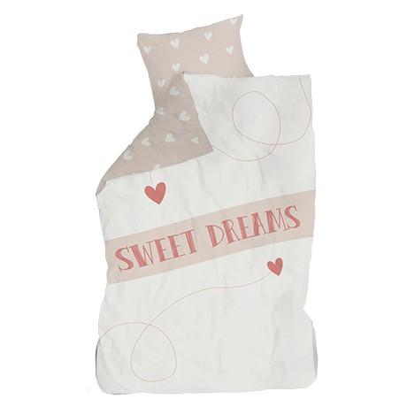 Lenjerie de pat copii Cotton Sweet Dreams
