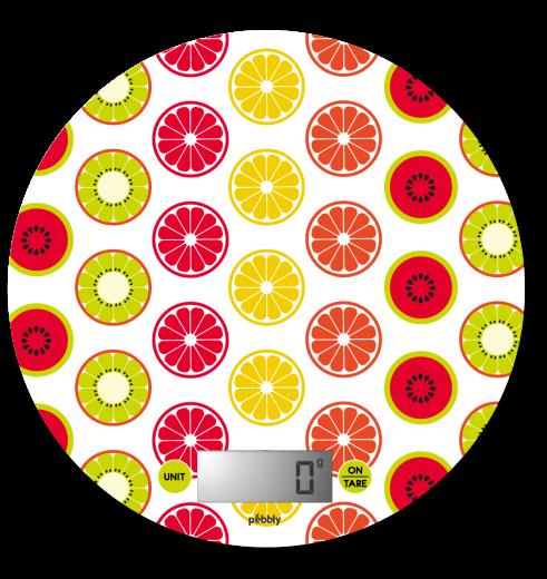 Cantar de bucatarie digital, Slim, Citrus