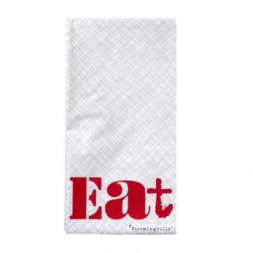 Pachet Servetele Eat, l40xL40 cm, 16 buc/pachet