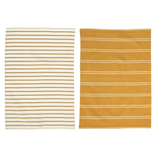 Set 2 prosoape de bucatarie, Towel Multi-color, Cotton
