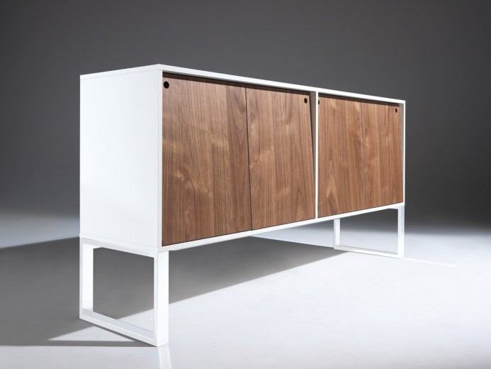 Cabinet din MDF A/R, l192xA46xH66 cm