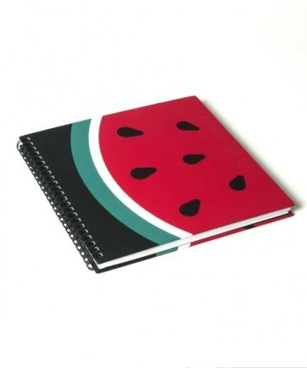Agenda Watermelon, L20 x l21 cm