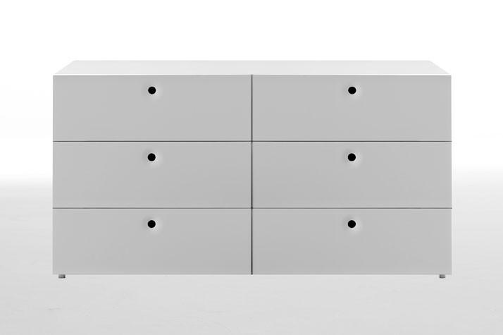 Comoda Anish II, l128xA50xH66 cm