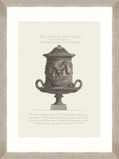 Tablou Framed Art Antique Urn II