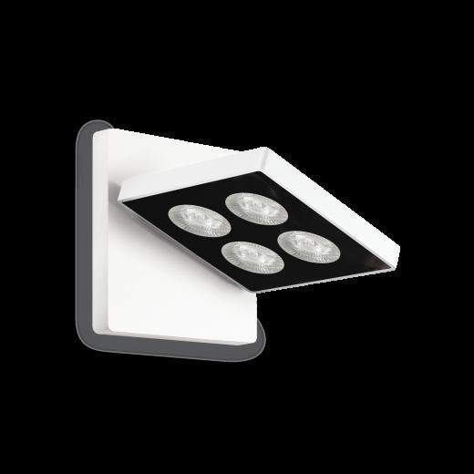 Aplica Garage AP4 Square Alb