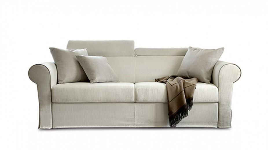 Canapea extensibila 3 locuri Asia, l208xA95xH81 cm