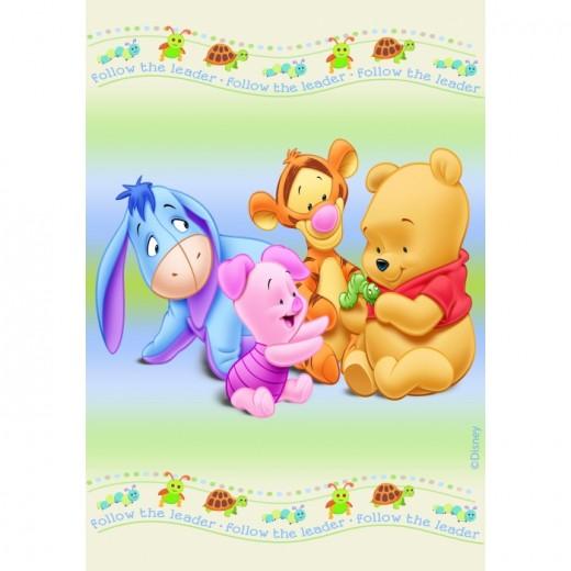Covor Disney Kids Baby Pooh 405, Imprimat Digital