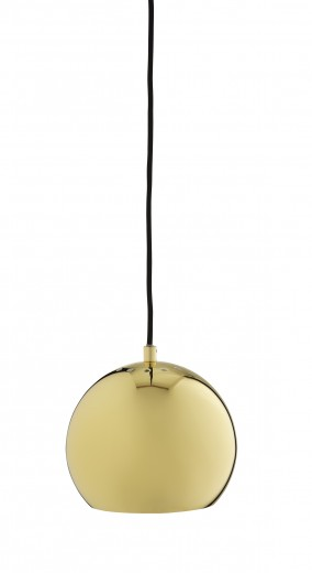 Lustra Ball Brass
