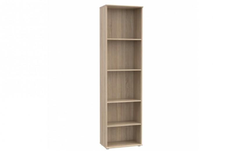 Biblioteca din pal Nikita Stejar Sonoma, l50,2xA29,1xH180,9 cm