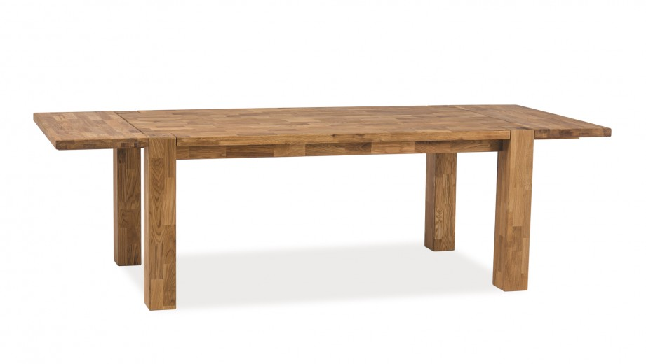 Masa extensibila din lemn Bjorn, L180-260xl90xh76 cm