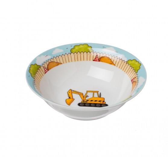 Bol cereale Construction, Flirt, Ø 17 cm