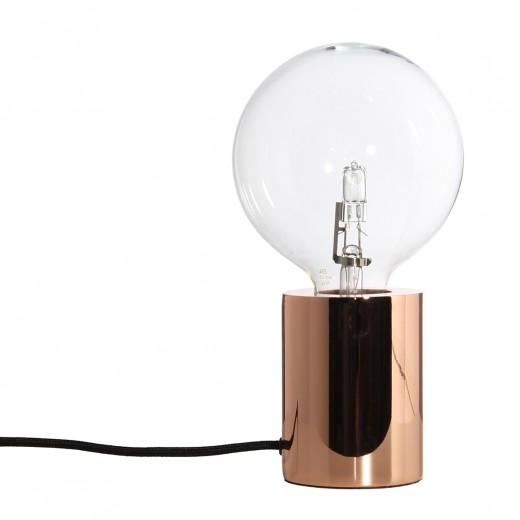 Lampa de birou Bristol Copper Glossy