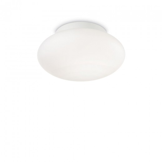 Plafoniera Bubble PL1 White