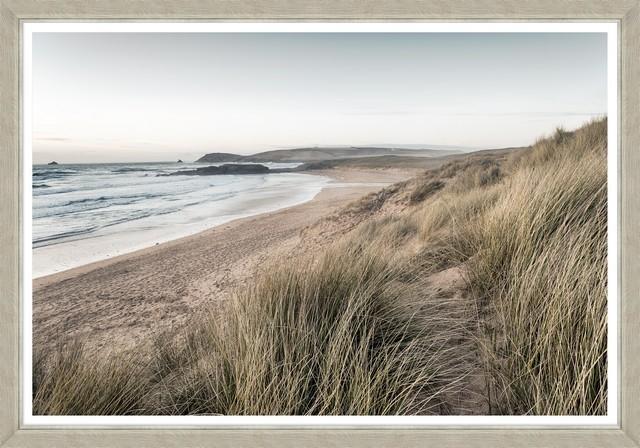 Tablou Framed Art Calm Beach-140 x 100 cm