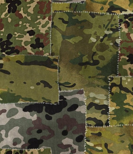 Set 3 role Tapet Imprimat Digital Camo