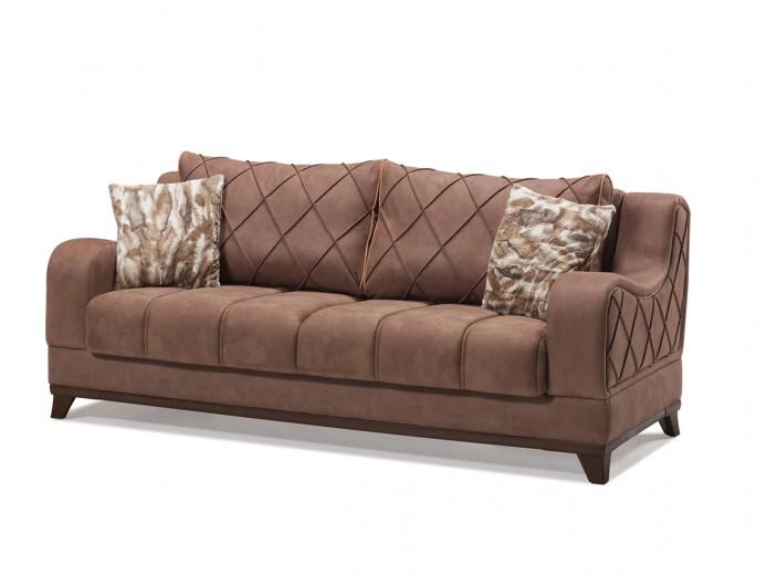 Canapea Extensibila 3 locuri Woody Maro K4