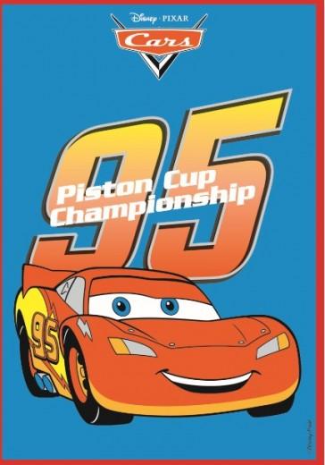 Covor Disney Kids Cars 01, Imprimat Digital