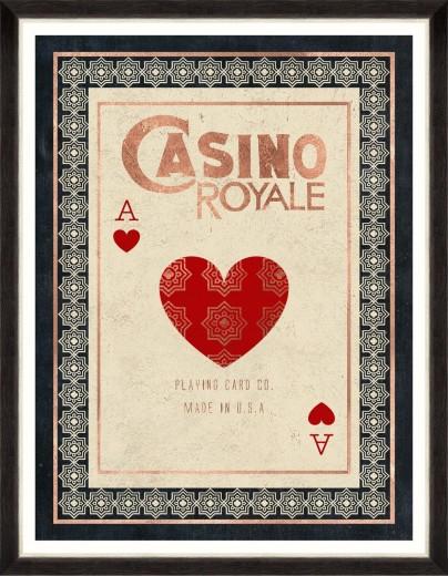 Tablou Framed Art Casino Royale