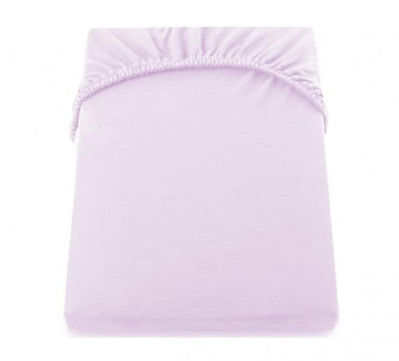 Cearceaf pentru saltea cu elastic Amber Purple