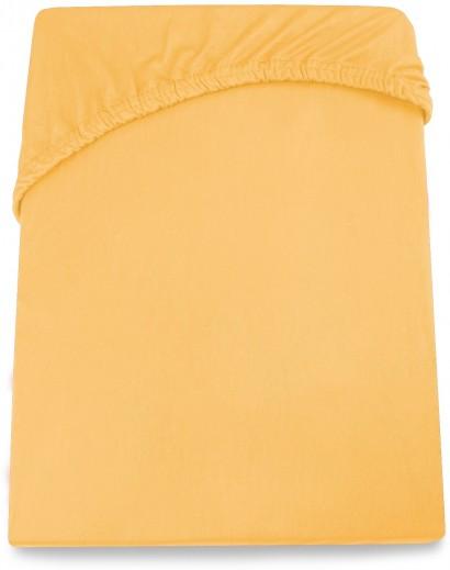 Cearceaf pentru saltea cu elastic Amelia Orange