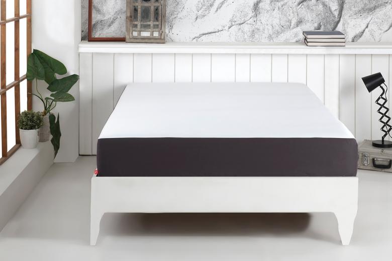 Cearceaf cu elastic The Bed Sheet by Cadar 200 x 90 cm