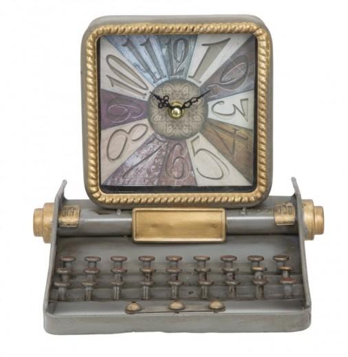 Ceas de masa Typewriter