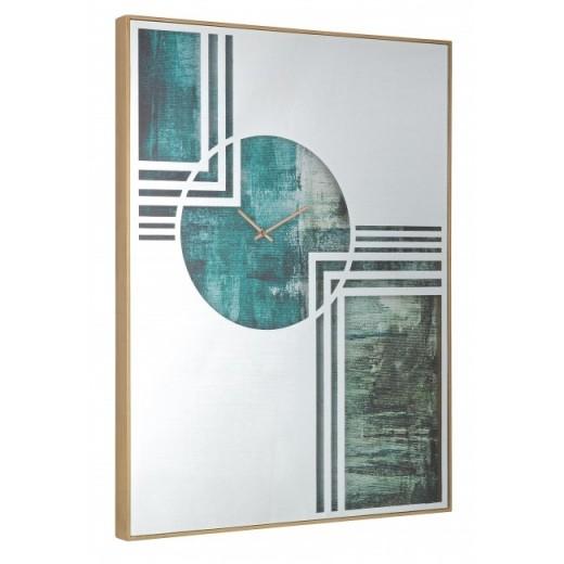 Ceas de perete CO3 Multicolor, 60 x 80 cm