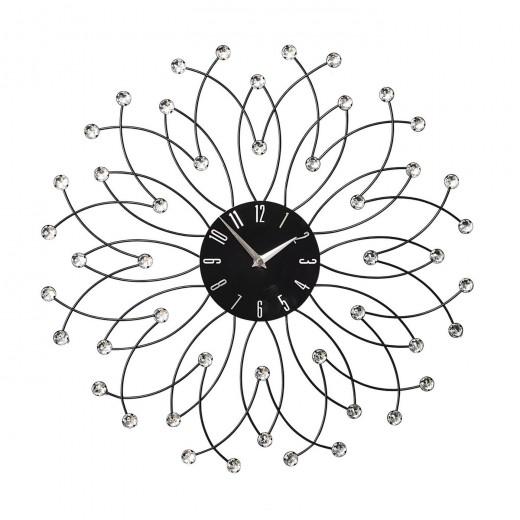 Ceas de perete Crystal Oval Ø 50 cm