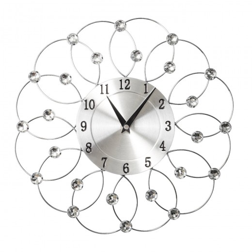 Ceas de perete Crystal Round Ø 30 cm