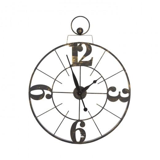 Ceas de perete Edric Vintage Ø 60 cm