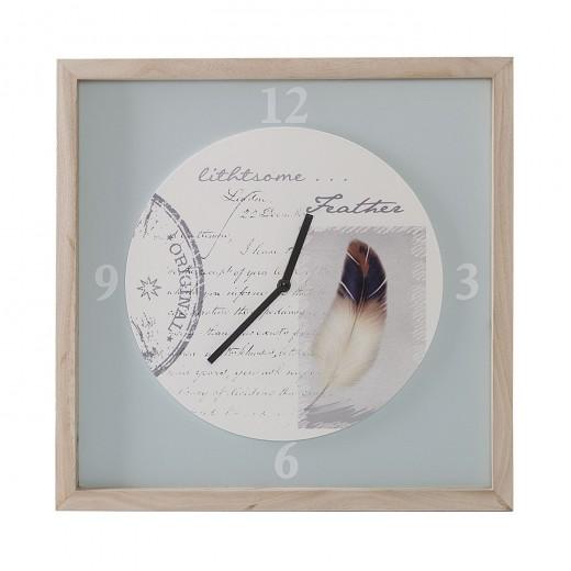 Ceas de perete Luke 50 x 50 cm